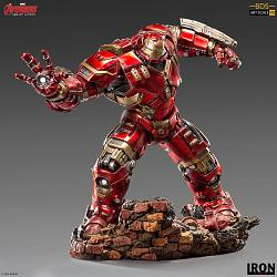 Marvel: Avengers Age of Ultron - Hulkbuster 1:10 Scale Statue