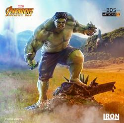 Marvel: Avengers Infinity War - The Hulk 1:10 Scale Statue