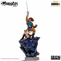 Thundercats: Lion-O and Snarf 1:10 Scale Statue