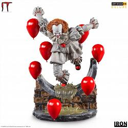 IT Chapter Two: Deluxe Pennywise 1:10 Scale Statue