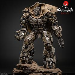 Transformers: Dark of the Moon - Megatron 1:4 Scale Statue