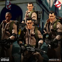 The One:12 Collective: Ghostbusters - Ghostbusters Deluxe Set