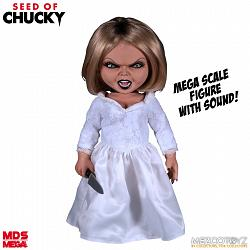 Seed of Chucky: Mega Scale Talking Tiffany 15 inch Action Figure