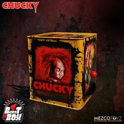 Chucky: Burst a Box - Scarred Chucky