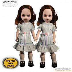 Living Dead Dolls: The Shining - Talking Grady Twins 2-Pack