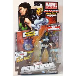 Marvel Legends 2012 Serie 2 Actionfigur: Marvel's Madames