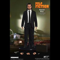 Pulp Fiction: Vincent Vega 1:6 Scale Figure