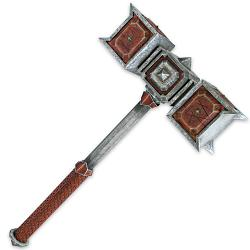 The Hobbit: War Hammer of Dain Ironfoot