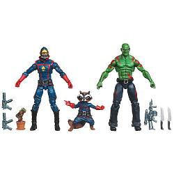 Marvel Universe Guardians of the Galaxy Action Figure Set