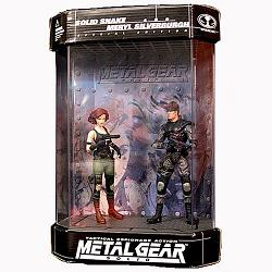 Metal Gear Solid Special Edition Solid Snake & Meryl Action Figu