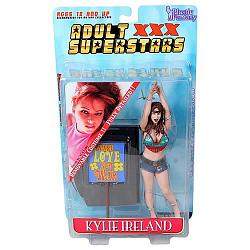 Adult Superstars 1 Kylie Ireland Flowers Action Figure