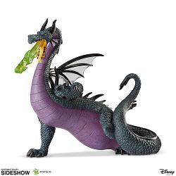 Disney: Maleficent Dragon Statue