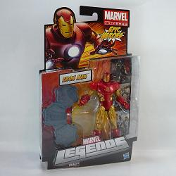 Marvel Legends 2012 Serie 3 Actionfigur: Iron Man