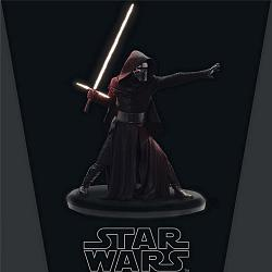 Elite Collection Figur Star Wars Kylo Ren 1/10