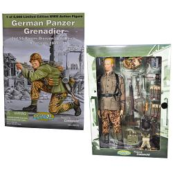 German Panzer Grenadier 1944 Normandy
