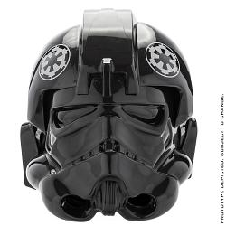 Star Wars: TIE Fighter Pilot Standard Helmet Prop Replica