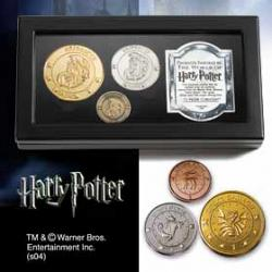 Noble Collection HP The Coin Collection