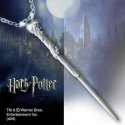 Noble Collection HP Wand Pendant