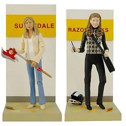 Buffy and Dawn (2 Figures)