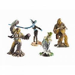 Kashyyyk and Felucia Warriors