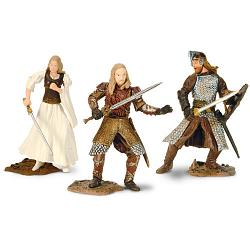 3-Pack Warriors of Rohan