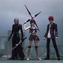 FINAL FANTASY VII ADVENT CHILDREN - Play Arts 2