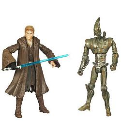 Anakin & Assassin Droid