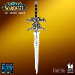 World of Warcraft Frostmourne Sword Latex Replica