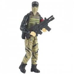 Salvation: Series 1 Action Figures: John Connor (3.75 Inch)