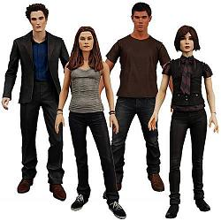 Twilight New Moon Serie 1 Actionfiguren Edward