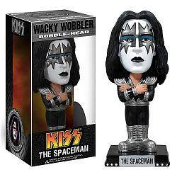 "Kiss: Ace Frehley ""The Spaceman"" WW"