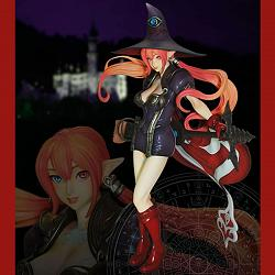 ORIGINAL FIGURE SERIES - Witch Girl 1/6 PVC Figure