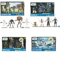 Star Wars Battle Pack Droids and Clones