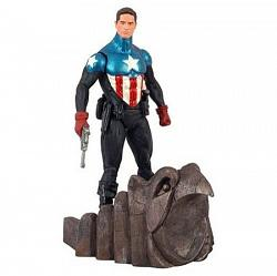 Marvel Select - Captain America unmasced