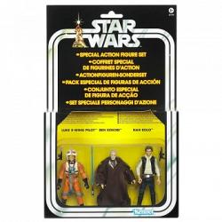 Star Wars Vintage Figuren 3-Figuren-Pack 2