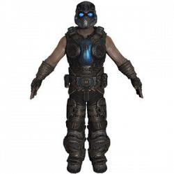 Gears of War 3 Serie 3 COG Soldier