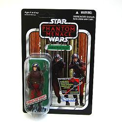 Star Wars Vintage Collection 2012 Naboo Royal Guard