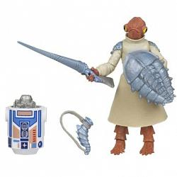 Star Wars Mon Calamari warrior Legacy
