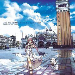 CD: Aria the Animation / TV Soundtrack - 25 Titel