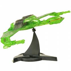 Star Trek III Modell Klingonischer Bird of Prey getarnt AFX Excl