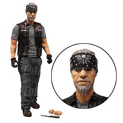 Sons of Anarchy Actionfigur Clay Morrow EE Exclusive 15 cm