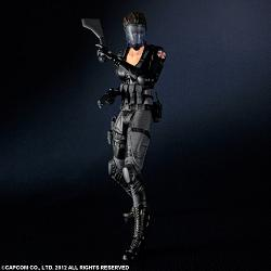 Resident Evil Operation Raccoon City Play Arts Kai Actionfigur L