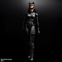 Batman The Dark Knight Trilogy Play Arts Kai Actionfigur Catwoma
