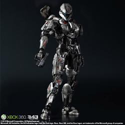 Halo 4 Play Arts Kai Vol. 2 Actionfigur Spartan Sarah Palmer 27