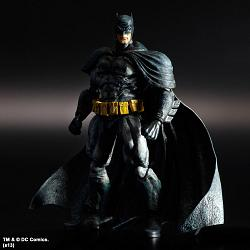 Batman Arkham City Play Arts Kai Actionfigur Batman The Dark Kni
