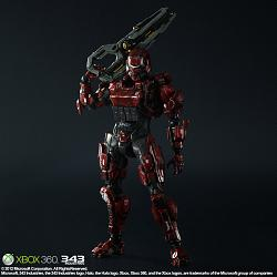 Halo 4 Play Arts Kai Vol. 2 Actionfigur Spartan Soldier 23 cm