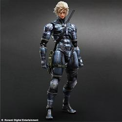 Metal Gear Solid 2 Sons of Liberty Play Arts Kai Actionfigur Rai