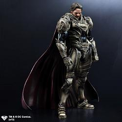 Man Of Steel Play Arts Kai Actionfigur Jor-El 25 cm