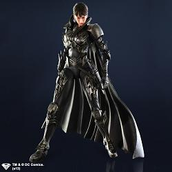 Man Of Steel Play Arts Kai Actionfigur Faora-Ul 25 cm