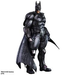 Batman Arkham Origins Play Arts Kai Actionfigur Batman 27 cm
